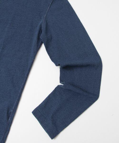 Sonny Label / サニーレーベル Tシャツ | JEMORGAN×Sonny Label 別注ヘンリーロングTシャツ | 詳細16