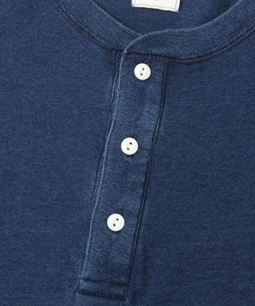Sonny Label / サニーレーベル Tシャツ | JEMORGAN×Sonny Label 別注ヘンリーロングTシャツ | 詳細18