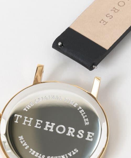 Sonny Label / サニーレーベル 腕時計 | THE HORSE THE ORIGINAL | 詳細13