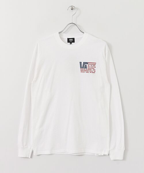 VANS Stars&StripesFlying-V LONG-SLEEVE