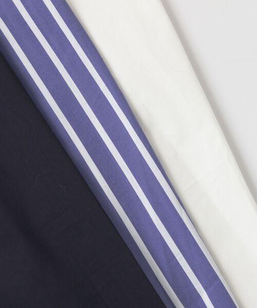 Sonny Label / サニーレーベル シャツ・ブラウス | 袖口ベルト付きロングシャツ | 詳細16