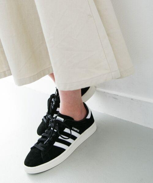 Sonny Label / サニーレーベル スニーカー   adidas CAMPUS(コアブラック)