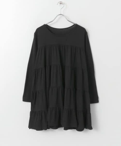 Sonny Label / サニーレーベル Tシャツ | 【WEB限定】ティアードカットチュニックプルオーバー | 詳細18