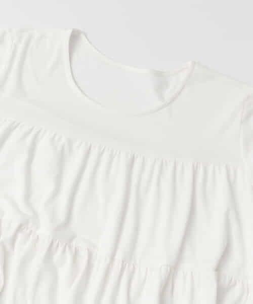 Sonny Label / サニーレーベル Tシャツ | 【WEB限定】ティアードカットチュニックプルオーバー | 詳細20