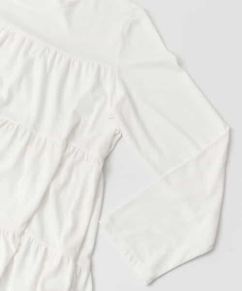 Sonny Label / サニーレーベル Tシャツ | 【WEB限定】ティアードカットチュニックプルオーバー | 詳細21