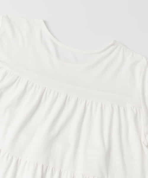Sonny Label / サニーレーベル Tシャツ | 【WEB限定】ティアードカットチュニックプルオーバー | 詳細23