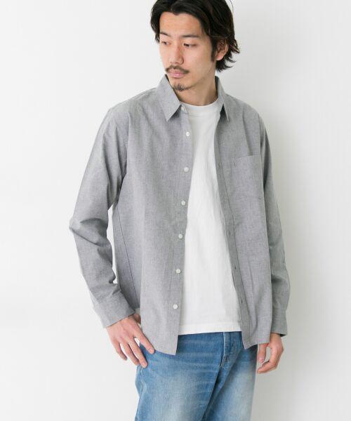 Sonny Label / サニーレーベル シャツ・ブラウス | クイックドライレギュラーシャツ | 詳細12