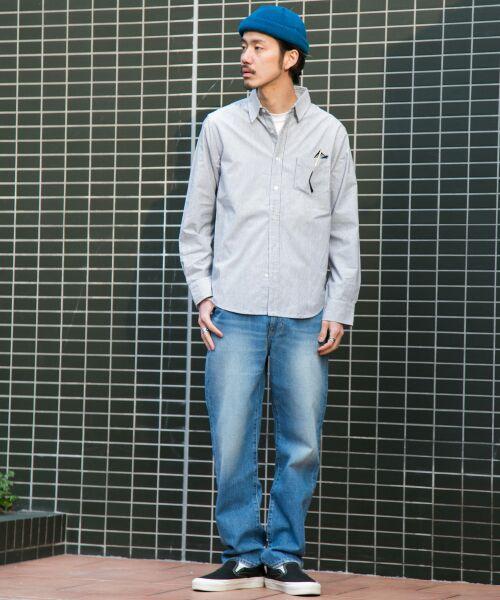 Sonny Label / サニーレーベル シャツ・ブラウス | クイックドライレギュラーシャツ | 詳細5