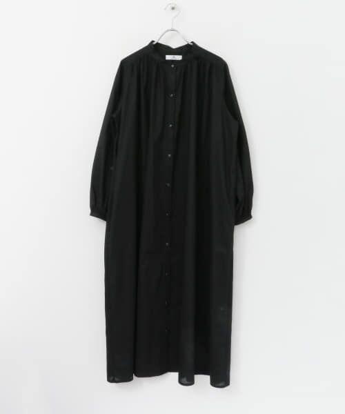 Sonny Label / サニーレーベル ワンピース   ギャザーシャツワンピース   詳細29