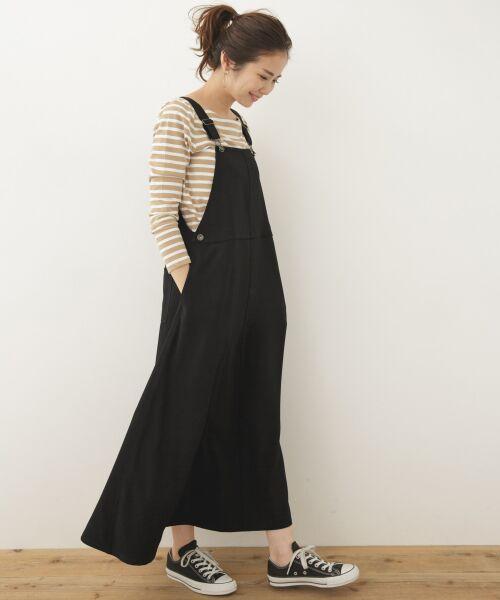 Sonny Label / サニーレーベル ワンピース   フレアツイルジャンパースカート   詳細3
