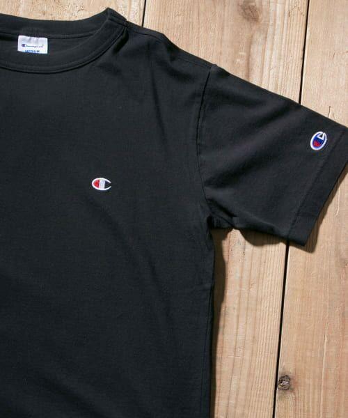 Sonny Label / サニーレーベル Tシャツ | Champion BASIC T-SHIRTS(090ブラック)
