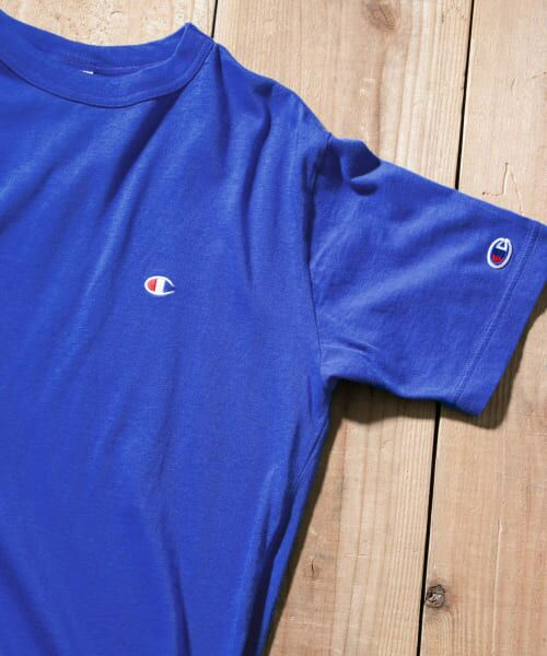 Sonny Label / サニーレーベル Tシャツ | Champion BASIC T-SHIRTS(327ロイヤル)