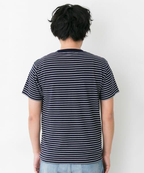 Sonny Label / サニーレーベル Tシャツ | Champion ボーダーTシャツ | 詳細3