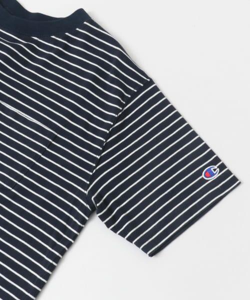Sonny Label / サニーレーベル Tシャツ | Champion ボーダーTシャツ | 詳細7