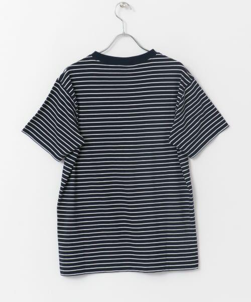 Sonny Label / サニーレーベル Tシャツ | Champion ボーダーTシャツ | 詳細9