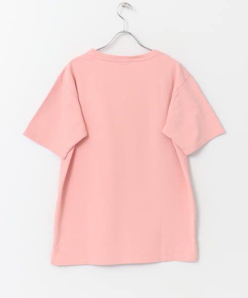 Sonny Label / サニーレーベル Tシャツ | Champion 製品染めロゴTシャツ | 詳細4