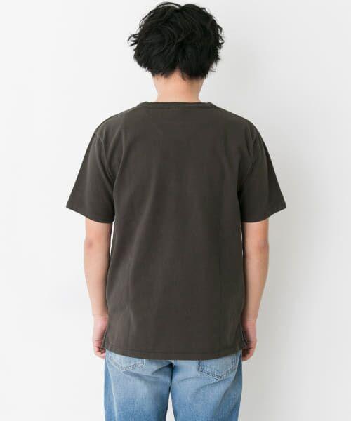 Sonny Label / サニーレーベル Tシャツ | Champion 製品染めロゴTシャツ | 詳細9
