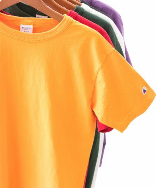 Sonny Label / サニーレーベル Tシャツ | Champion T1011 US T-SHIRTS(748ゴールド)