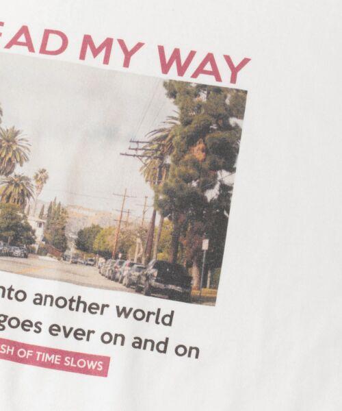 Sonny Label / サニーレーベル Tシャツ | フォトプリントロングスリーブTEE | 詳細13