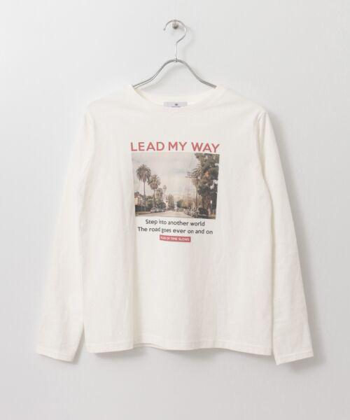 Sonny Label / サニーレーベル Tシャツ | フォトプリントロングスリーブTEE | 詳細9