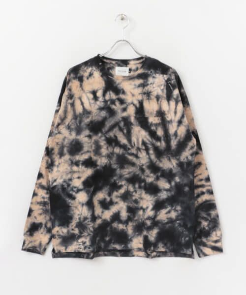 Sonny Label / サニーレーベル Tシャツ | CAL O LINE TIE DYE LOOSE LONG-SLEEVE T-SHIRTS | 詳細1