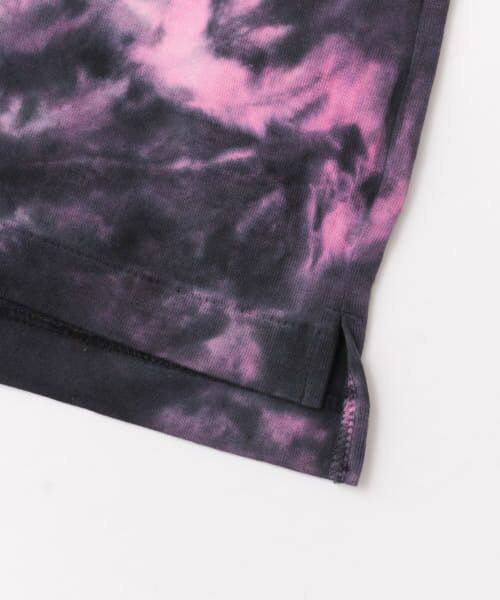 Sonny Label / サニーレーベル Tシャツ | CAL O LINE TIE DYE LOOSE LONG-SLEEVE T-SHIRTS | 詳細5