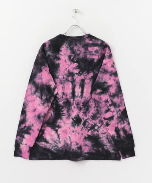 Sonny Label / サニーレーベル Tシャツ | CAL O LINE TIE DYE LOOSE LONG-SLEEVE T-SHIRTS | 詳細6