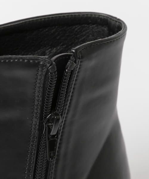 Sonny Label / サニーレーベル ブーツ(ショート丈) | フェイクレザーショートブーツ | 詳細12