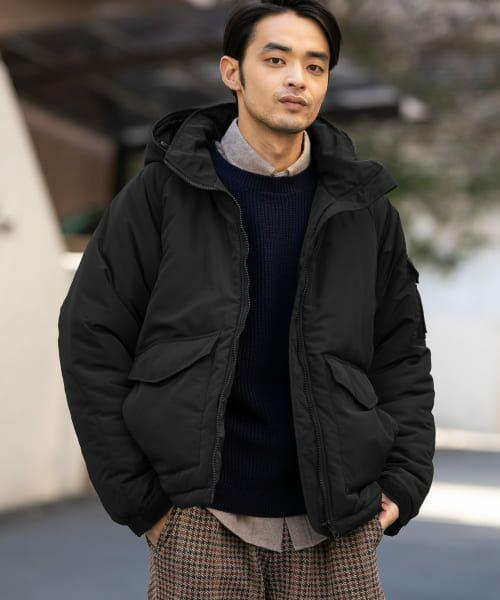 Sonny Label / サニーレーベル ダウンジャケット・ベスト   GERRY 別注HAPPY JACKET   詳細1
