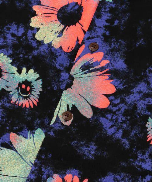 Sonny Label / サニーレーベル シャツ・ブラウス | QUIKSILVER DAISY SPRAY SHORT-SLEEVE | 詳細14