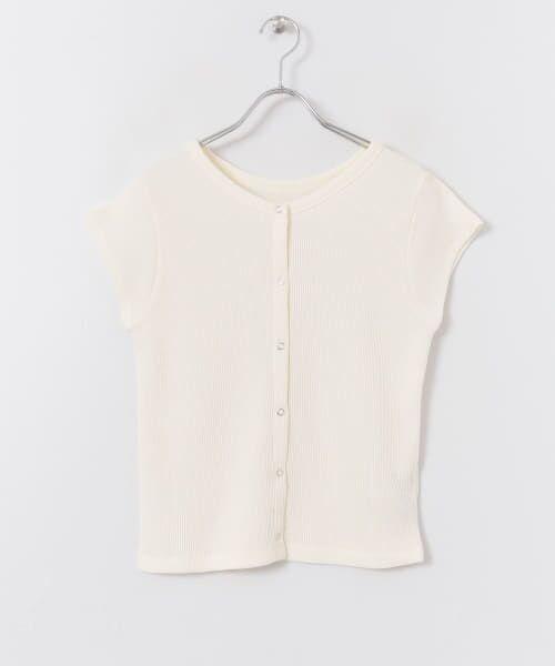 Sonny Label / サニーレーベル Tシャツ | 【WEB限定】フレンチサーマルトップス | 詳細15