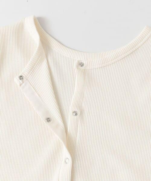 Sonny Label / サニーレーベル Tシャツ | 【WEB限定】フレンチサーマルトップス | 詳細22