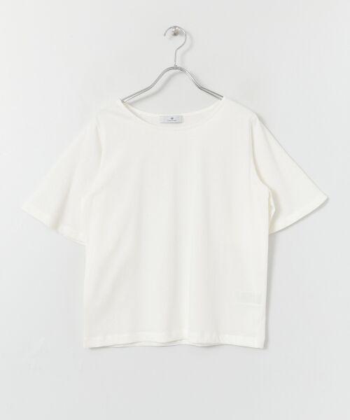Sonny Label / サニーレーベル Tシャツ   袖フレアカットプルオーバー   詳細13