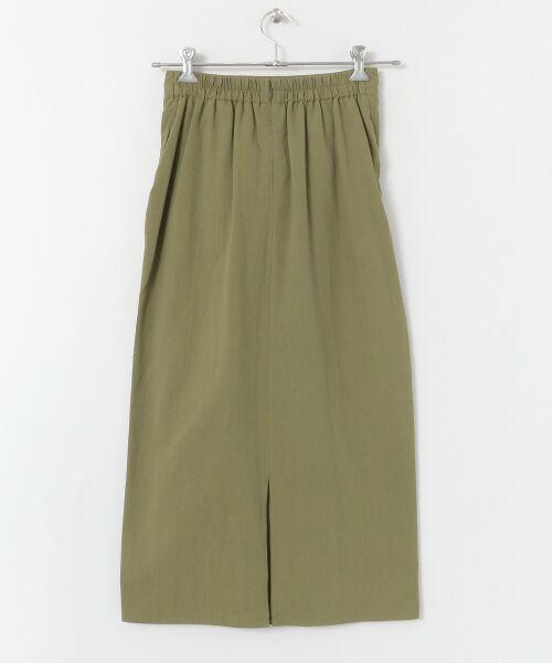 Sonny Label / サニーレーベル スカート   シャツラップライクスカート   詳細12