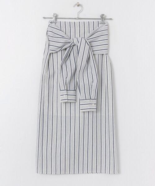 Sonny Label / サニーレーベル スカート   シャツラップライクスカート   詳細8