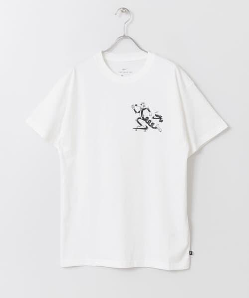 Sonny Label / サニーレーベル Tシャツ   NIKE SB ヘリントン Tシャツ(100 ホワイト)