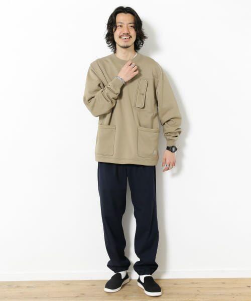 Sonny Label / サニーレーベル スウェット | VERTIGO DESIGNS Chest Flap Sweat Pullover | 詳細1