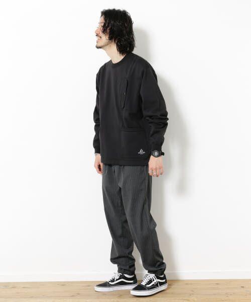 Sonny Label / サニーレーベル スウェット | VERTIGO DESIGNS Chest Flap Sweat Pullover | 詳細3