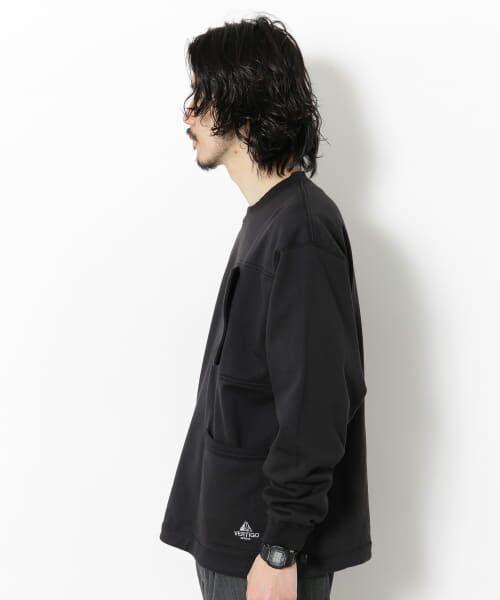Sonny Label / サニーレーベル スウェット | VERTIGO DESIGNS Chest Flap Sweat Pullover | 詳細6
