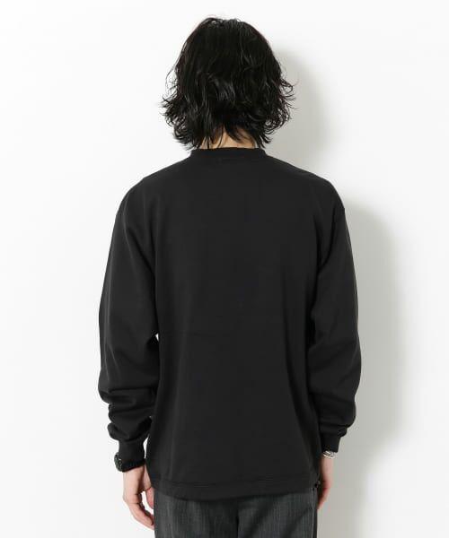 Sonny Label / サニーレーベル スウェット | VERTIGO DESIGNS Chest Flap Sweat Pullover | 詳細7