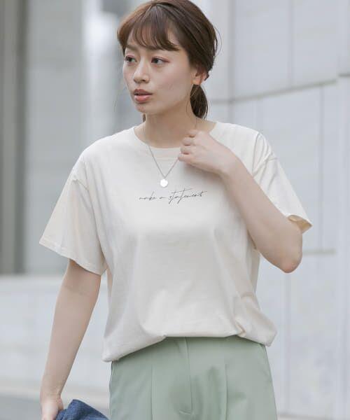 Sonny Label / サニーレーベル Tシャツ | 【WEB限定】フロントレタリングTシャツ | 詳細11