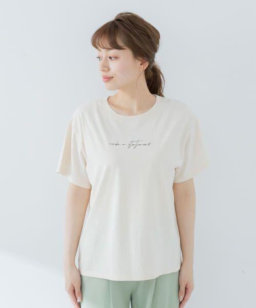 Sonny Label / サニーレーベル Tシャツ | 【WEB限定】フロントレタリングTシャツ | 詳細15