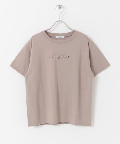 Sonny Label / サニーレーベル Tシャツ | 【WEB限定】フロントレタリングTシャツ | 詳細20