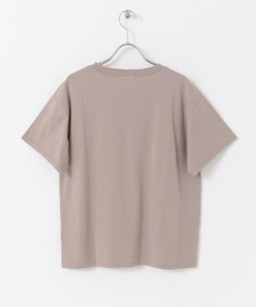 Sonny Label / サニーレーベル Tシャツ | 【WEB限定】フロントレタリングTシャツ | 詳細22