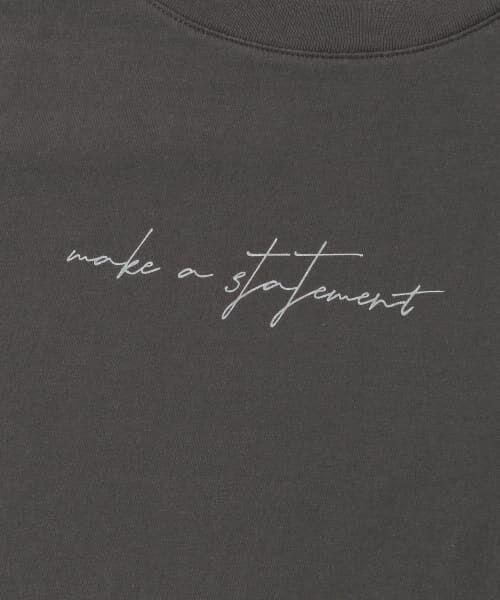 Sonny Label / サニーレーベル Tシャツ | 【WEB限定】フロントレタリングTシャツ | 詳細24