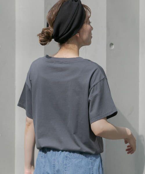 Sonny Label / サニーレーベル Tシャツ | 【WEB限定】フロントレタリングTシャツ | 詳細6