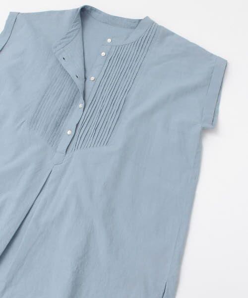 Sonny Label / サニーレーベル シャツ・ブラウス | エアリーコットンピンタックドレスシャツ | 詳細30