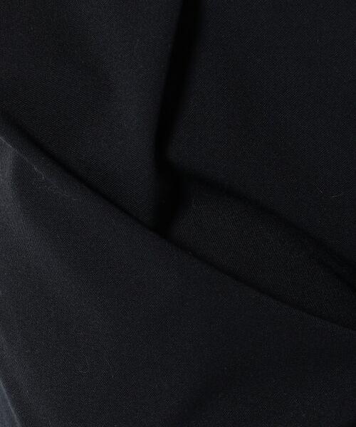 S size ONWARD(小さいサイズ) / エスサイズオンワード その他パンツ | 【肌に優しい・洗える】T/R 2wayアルガンオイル パンツ(ガウチョ) | 詳細7