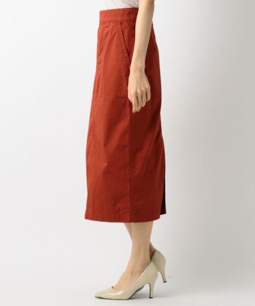 S size ONWARD(小さいサイズ) / エスサイズオンワード デニムスカート | 【洗える】23区denim カラーデニム タイトスカート | 詳細4