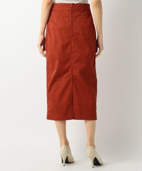 S size ONWARD(小さいサイズ) / エスサイズオンワード デニムスカート | 【洗える】23区denim カラーデニム タイトスカート | 詳細5